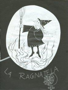 La Ragnatela booklet